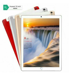 (NEW ARRIVALS)  64GB / 4GB HUAWEI Tab 5 10.1 Inch Dual Sim WIFI Tablet (IMPORT SET)