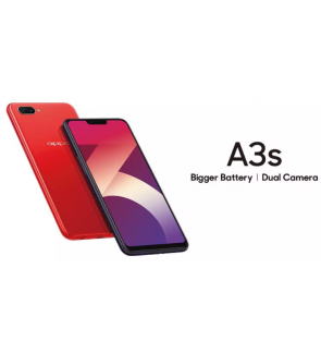 4G LTE OPPO A3S 2GB+16GB (IMPORT SET)