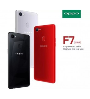 OPPO F7 (4gb + 64gb) 25MP Camera Capture The Real Of You