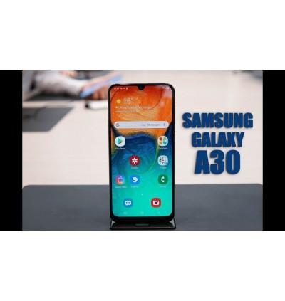 6.11 inch WATER DROP SCREEN 4G LTE Samsung A30 3GB/32GB  (Import Set)