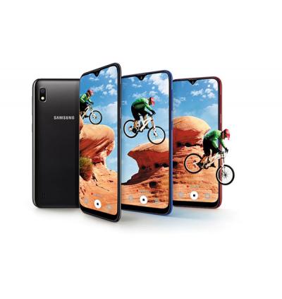 (NEW ARRIVALS) SAMSUNG GALAXY A10 6.2 Inch HD DISPLAY 2GB+32GB (IMPORT SET)