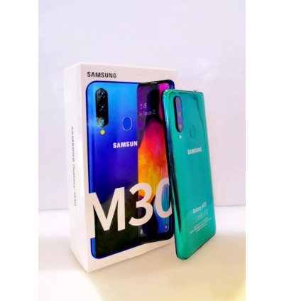 (NEW ARRIVALS) Samsung Galaxy M30 3GB/32GB 6.3 Inch Full Screen (Import Set)