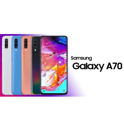Samsung Galaxy A70 3GB+32GB 6.3 INCH FULL SCREEN (IMPORT SET)
