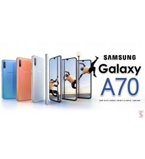 6.3 INCH DISPLAY SAMSUNG GALAXY A70 3GB+32GB (IMPORT SET)