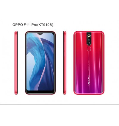 OPPO F11 PRO 4G LTE 6.3 Inch Full Screen  3GB+32GB (Import Set)
