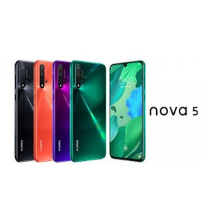 2019 NEW MODEL HUAWEI NOVA 5 3GB/32GB (IMPORT SET)