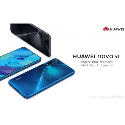 HUAWEI NOVA 5T 4GB RAM+64GB ROM NEW IMPORT SET