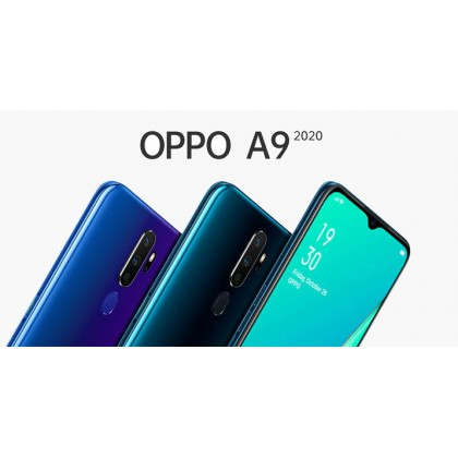 4G LTE OPPO A9 2020 (3GB/32GB) 5.5 SCREEN DISPLAY NEW IMPORT SET