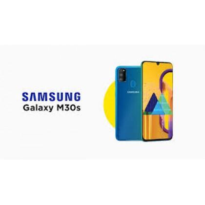 SAMSUNG M30S (3GB+32GB) 6.3 SCREEN DISPLAY NEW IMPORT SET