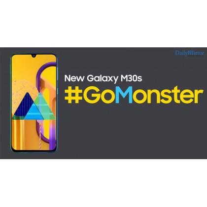 SAMSUNG GALAXY M30S 4GB RAM+64GB ROM NEW IMPORT PHONE