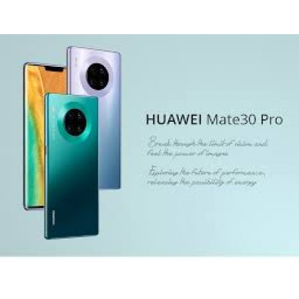 HUAWEI MATE 30 PRO 4GB RAM+64GB ROM NEW IMPORT SET