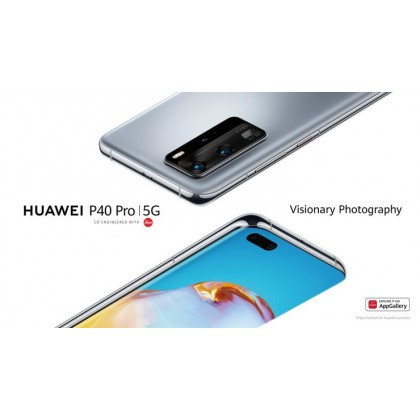 HUAWEI P40 PRO (4GB+64GB) 6.3 INCH SCREEN DISPLAY (IMPORT SET)