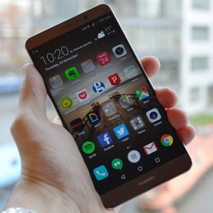 Huawei Mate 9 Dual SIM Dual Standby 5.9 Inch 4GB RAM 64GB ROM Original Used set