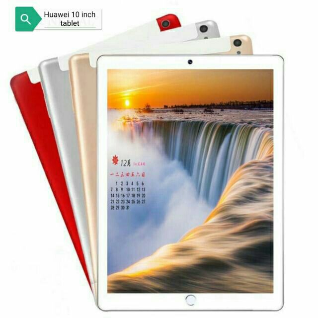 Dual Sim WIFI 4GB/64GB HUAWEI Tablet 10.1 Inch Display